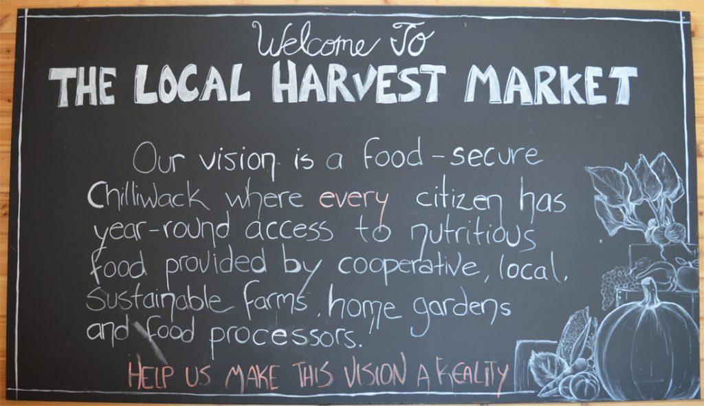 Local Harvest Vision